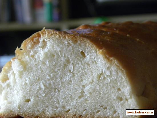 Рецепт Канадский белый хлеб