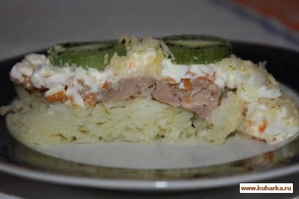 Блюда из печени трески рецепты с фото