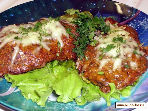 Рецепт Свинина - по румынски