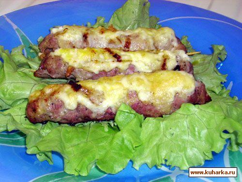 Рецепт Мясные трубочки - вкусные