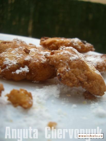 Рецепт Канарские ушки (Orejas canarias)