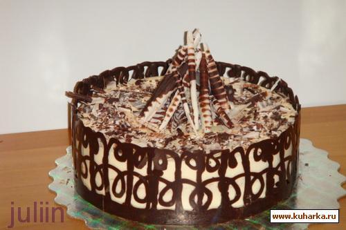 Рецепт Шоколадные завитки