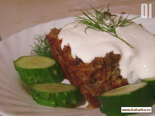 Рецепт Картофельная драчена (бабка) со свининой