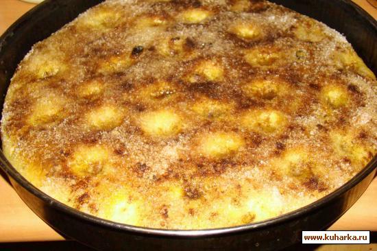 Рецепт Масляный пирог
