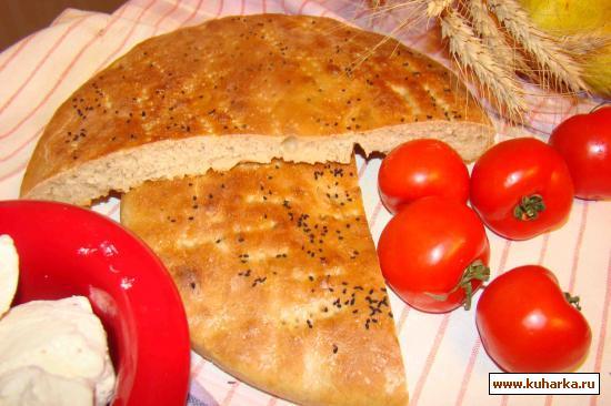 Рецепт Хлеб из ржаной муки на опаре