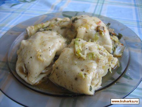 Рецепт Пельмени по-казахски