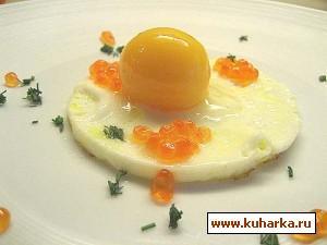 Рецепт Необычная яичница