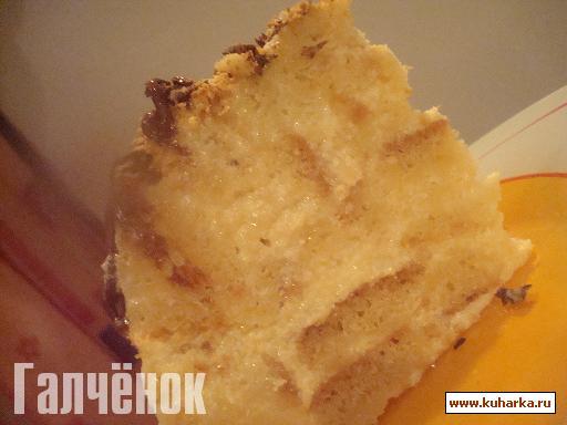 """Рецепт Торт """"Пломбир"""""""