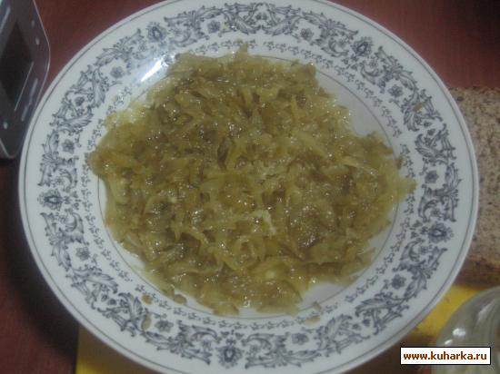 Рецепт Салат из соленых огурцов и чеснока
