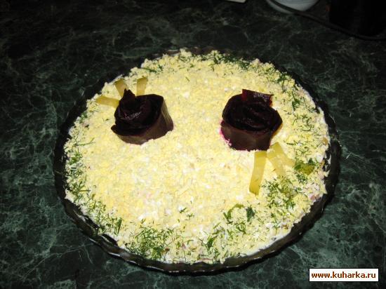"""Рецепт Салат """"Женская радость"""""""