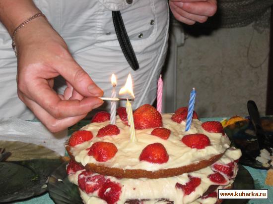 Рецепт Горчичный пирог (Торт, кекс)