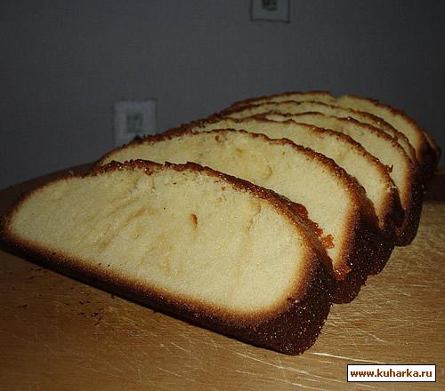 Рецепт Дачный кекс