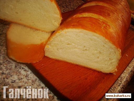 Рецепт Батон нарезной