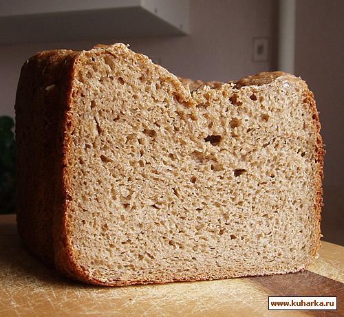 Рецепт Ржаной хлеб с кориандром