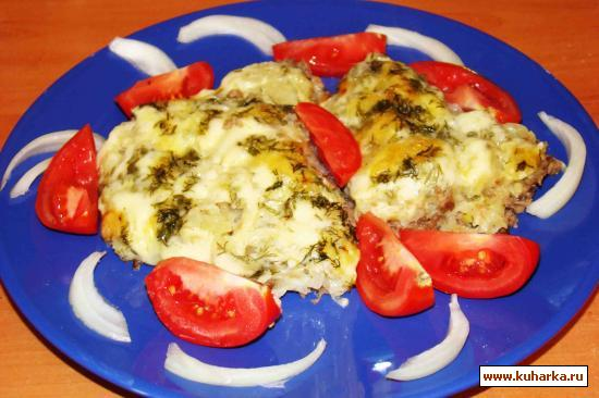 Рецепт Запеканка из фарша и картошки
