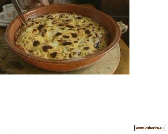 Рецепт Гибаница