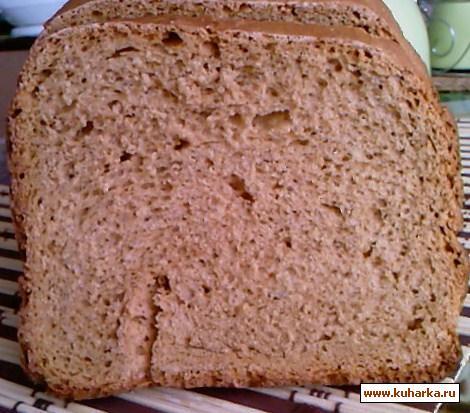 Рецепт Пшенично-ржаной хлеб с йогуртом