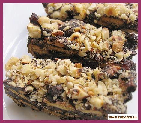 Рецепт Шоколадный кекс без выпечки