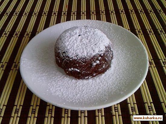Рецепт Шоколадный пудинг-кекс