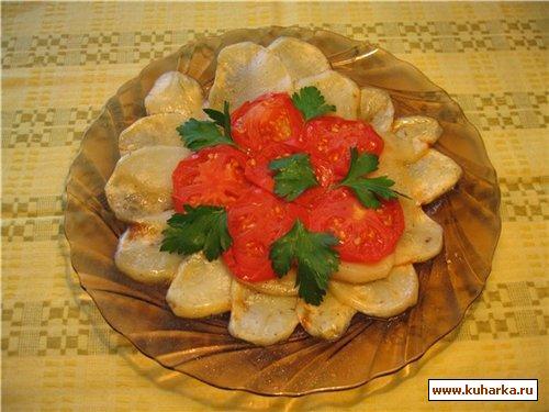 Рецепт Картошечка из микроволновки