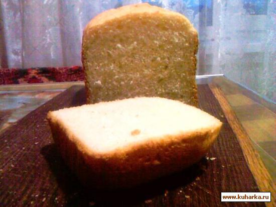 Рецепт Пшеничный хлеб с манкой-2