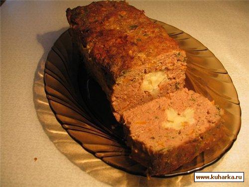 Рецепт Запеканка из мясного фарша с цветной капустой