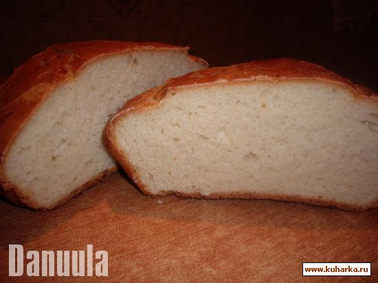 Рецепт Pain de mie (methode classique) - Хлеб без корки (классический метод)