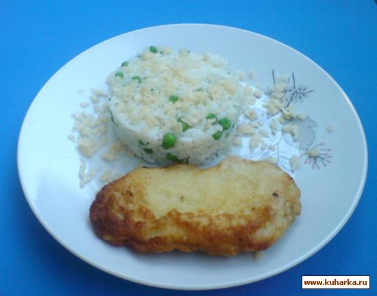 Рецепт Шницель по-чешски