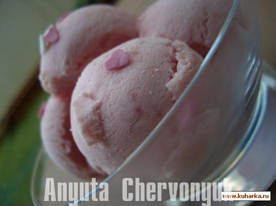 Рецепт Сливовое мороженое (Helado de ciruelas)