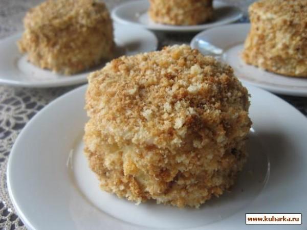 Рецепт пироженное — pic 3