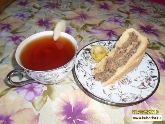 Рецепт Сочинский пирог