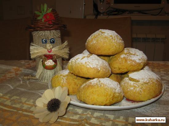 Рецепт Английские булочки
