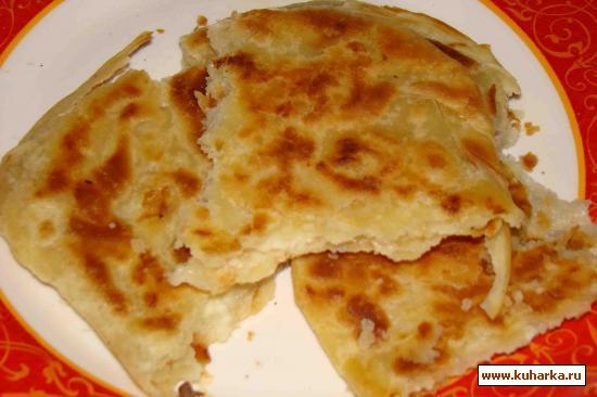 Рецепт Слоенки с сыром