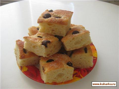 Рецепт Немецкий масляный пирог