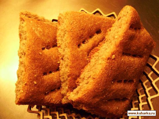 Рецепт Ruis ruudut или ржаные хлебцы