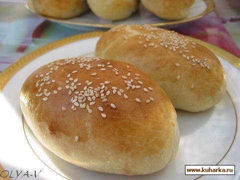 Рецепт Пирожки с печенью и картошкой