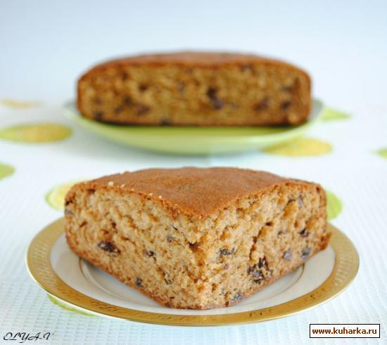 Рецепт Медовый пирог с пряностями