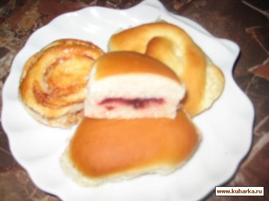 Рецепт Дрожжевое тесто на кефире