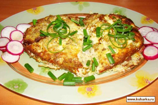 Рецепт Запеканка из фарша и картофеля