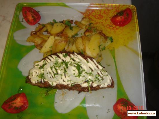 Рецепт Сербская плескавица
