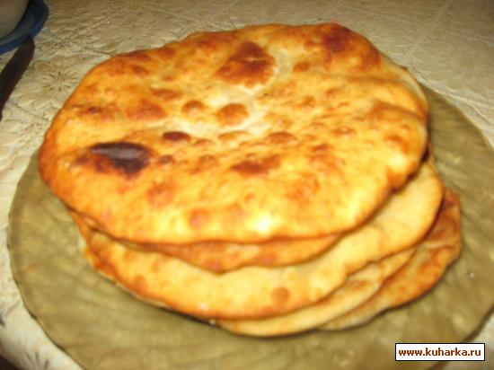 Рецепт Пури по-индийски