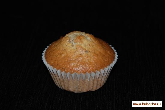 Рецепт Самые простые и нежные ореховые кексики
