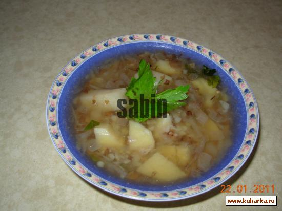 Рецепт Суп с кольраби