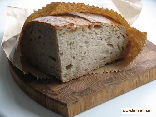 Рецепт Хлеб с картофелем и чесноком