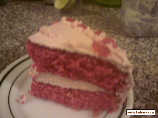 Рецепт Red Velvet Cake