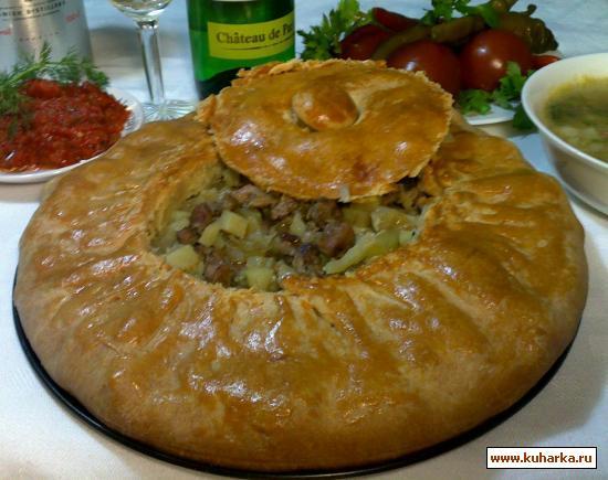 Балиш татарский рецепт с фото пошаговый