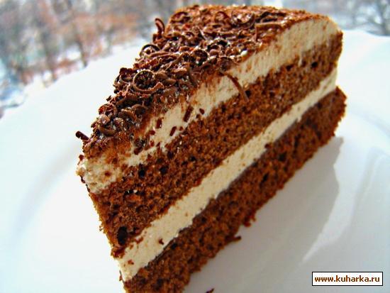 Торт капучино рошен рецепт фото
