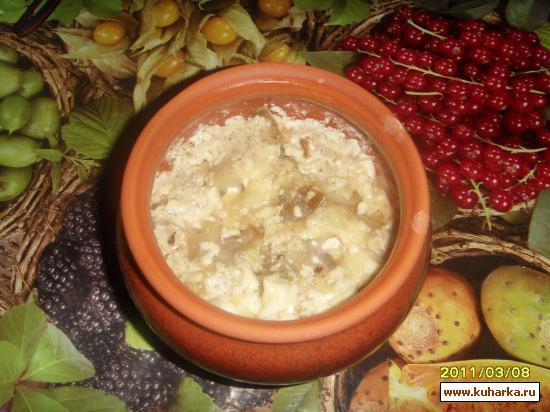 Рецепт Горшочки с мясом и картошкой