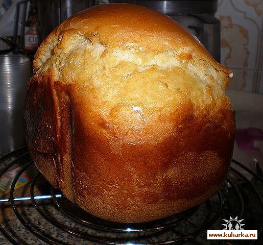 Рецепт Яичный хлеб