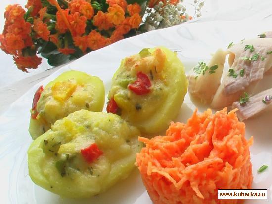 Рецепт Запечённая картошечка